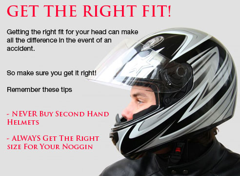 helmets should be required as means for motorcycle safety The certification guarantees you that the helmet has been tested and proven to meet the required safety standards for the riding a motorcycle safety certification verifies and confirms the safety standards of the helmet, which is the major reason you are buying the helmet.